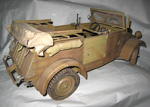 Ww2 German Staff Car